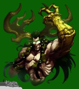 Cenarius - Gott der Wälder