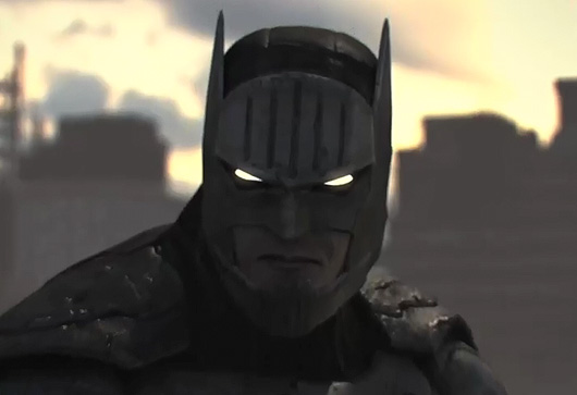 DC Universe Online Cinematic Director's Commentary